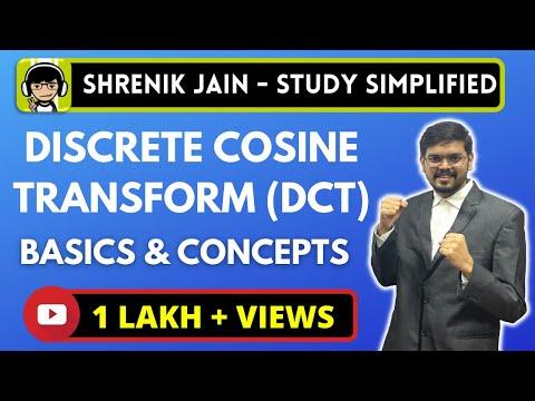 (DCT) Discrete Cosine Transform in image processing