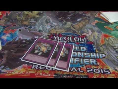 Yugioh 10/18/14 Tulsa, OK Regional 8th Place Deck Profile - Burning Abyss