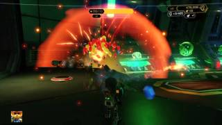 Ratchet and clank : character assassination (Hidden trophy)