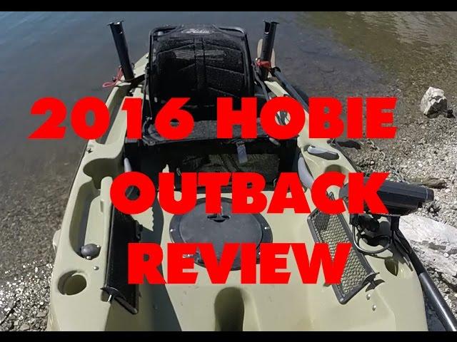 2016 Hobie Outback Review