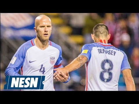 NESN Soccer Show: USA Facing Pivotal World Cup Qualifiers