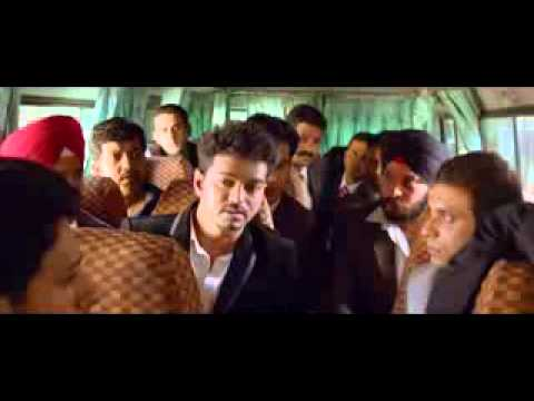 HOLIDAY    HD Thuppakki remade