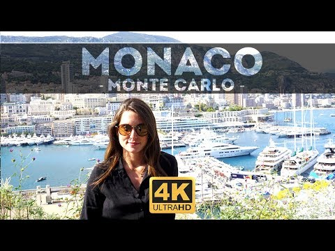 Things to do in Monaco Monte Carlo 4k