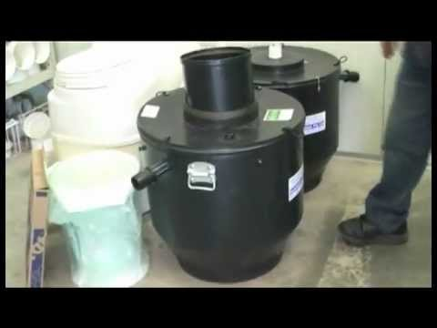 ECOFLO Composting Toilets - Water Installations & Greywater Reuse Systems