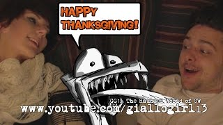 The Day Thanksgiving DIED, a SCARY THANKSGIVING Story Read by Claire