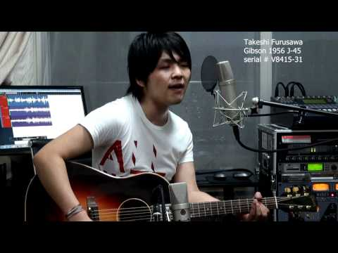 Strawberry Fields Forever The Beatles 古澤剛 Gibson 1956 J-45 ギブソン J45