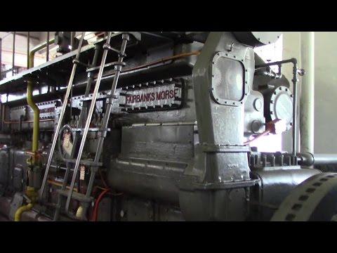 Power Plant Tour, Sidney, Nebraska