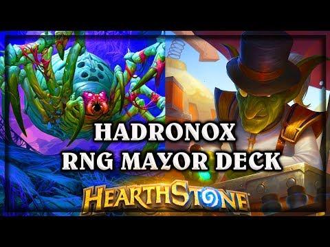 Hadronox & Mayor Noggenfogger ?? ~ Kobolds and Catacombs ~ Hearthstone Heroes of Warcraft thumbnail
