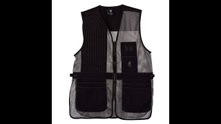 Browning Trapper Creek Vest Basic Overview