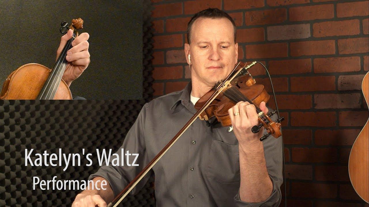 Katelyn's Waltz - Fiddle Lesson by Casey Willis