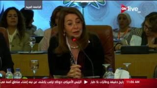 بالفيديو.. وزيرة التضامن: الصورة عن المرأة ليست «وردية»
