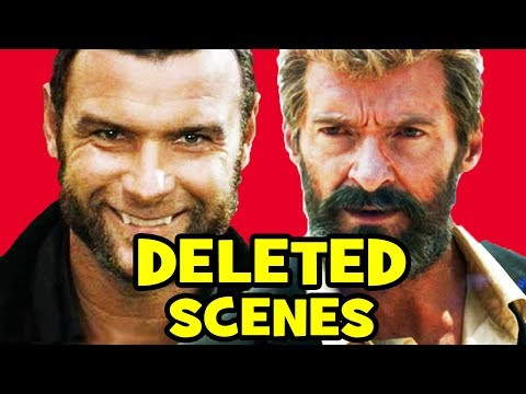 Logan Blu-ray DELETED SCENES Explained