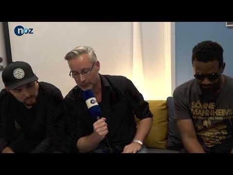 Söhne Mannheims im Interview