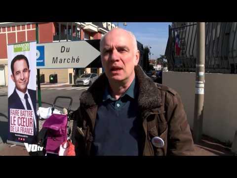ITW François Delcombre EELV mobilisation présidentielle val d'Oise