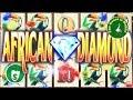 😄 African Diamond slot machine, nice spin