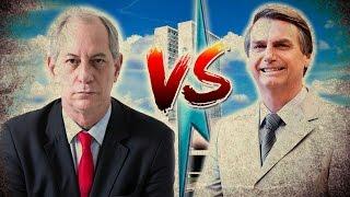 bolsonaro versus ciro gomes