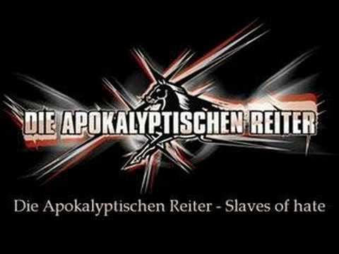 Клип Die apokalyptischen reiter - Hate