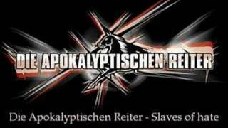 Watch Die Apokalyptischen Reiter Hate video