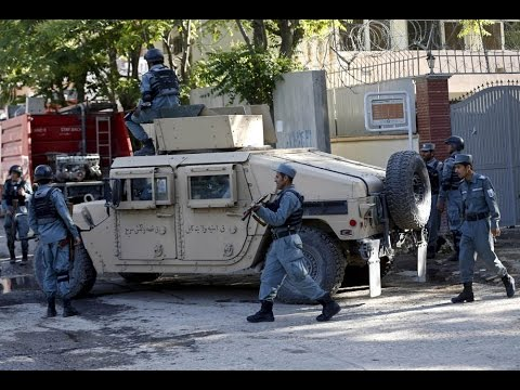 Kabul guest house siege over