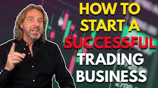 How to Start a Successful Trading Business | Coffee With Markus Episode 51