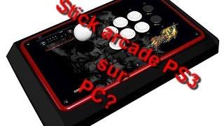 [FR-Tuto] Stick arcade PS3 sur pc