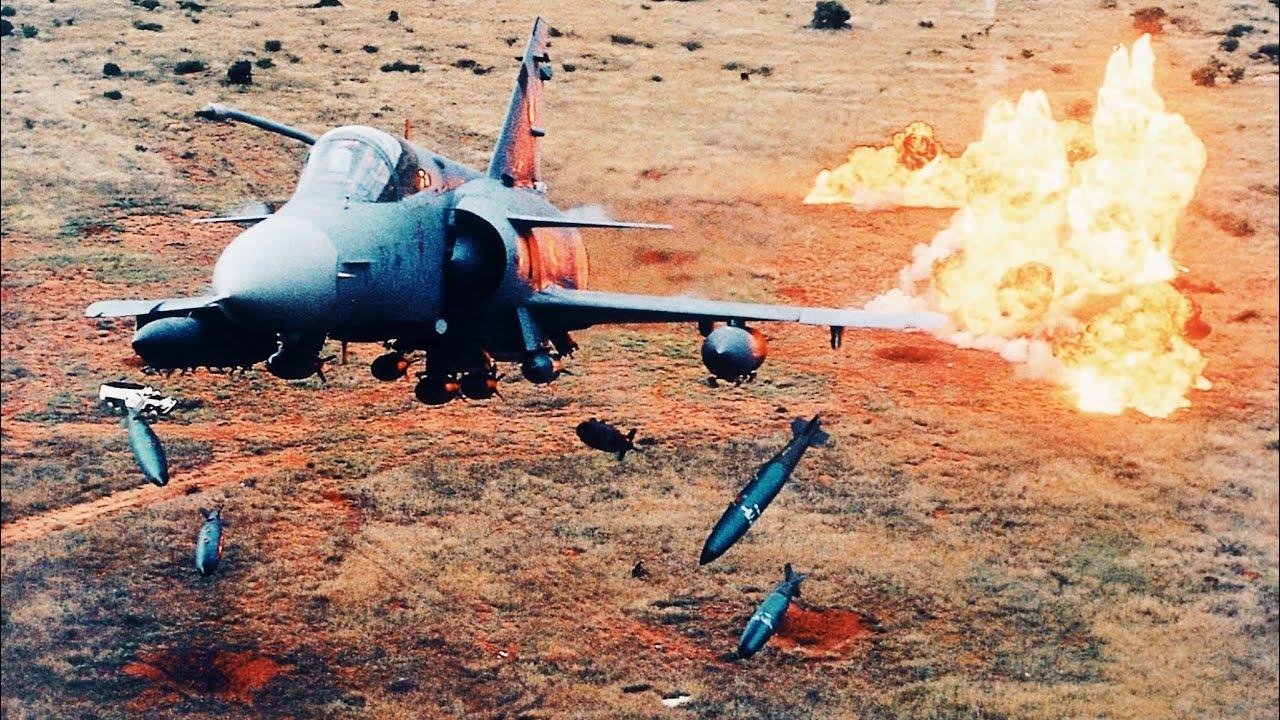 Download SAAF Border War - Aerial Warfare