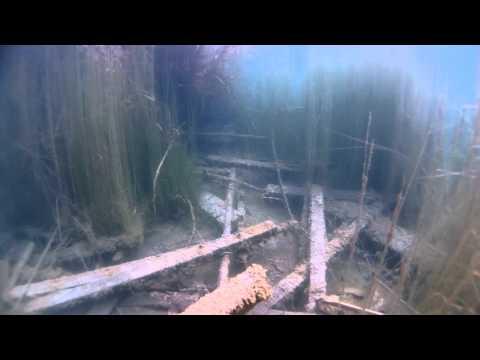 Fresh Water Lake Scuba Diving & Freediving Brunei Darussalam 2016