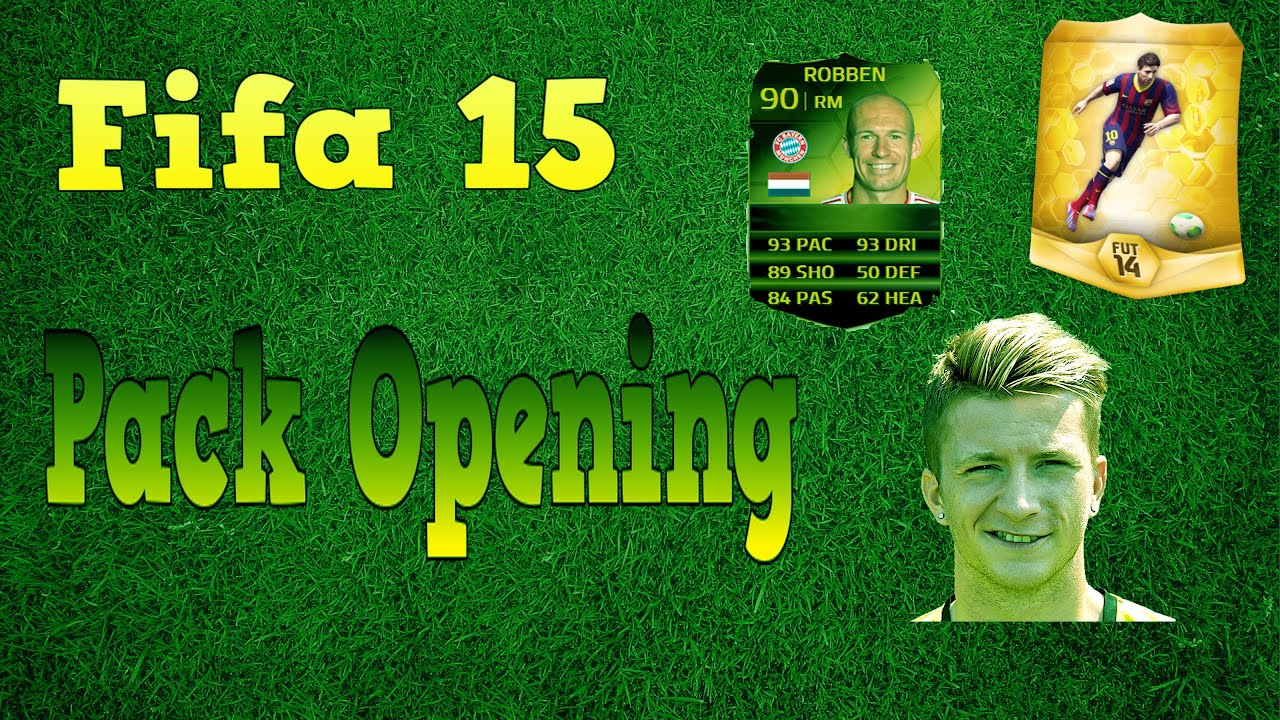 Fifa 15 pack opening the best youtube