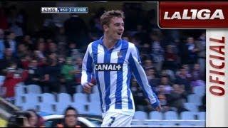 Suscribete al mejor canal hd la liga   golazo de griezmann (3-0) en el real sociedad - valladolid 16-03-2013 j28 bbva 2012/2013 ...