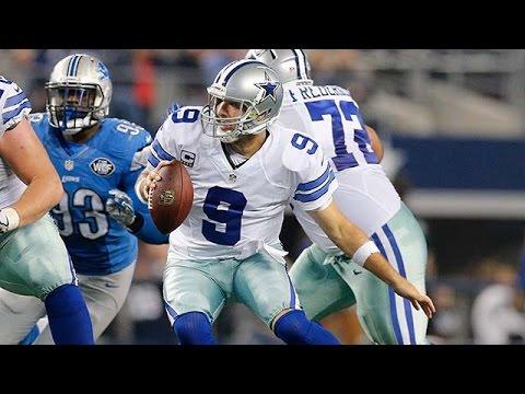 Lions vs. Cowboys Wild Card highlights