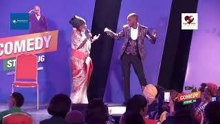 Alex Muhangi Comedy Store May 2019 - Ssenga Justine Nantume Dance