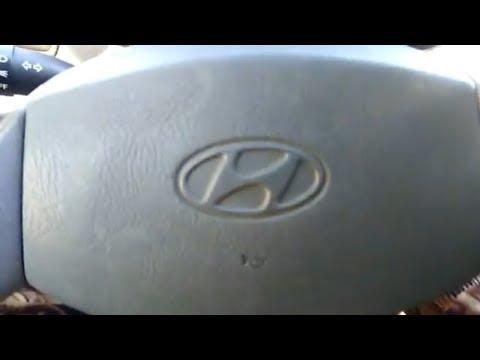 Скрипит руль при вращении МОЕ РЕШЕНИЕ.... устраняем проблему за 5 минут..... Hyundai Accent