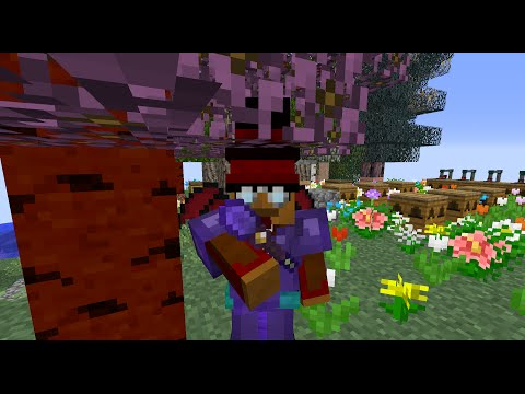 Primus Direwolf20 SMP 31 - New Trees by the Bees - Modded 1.7.10 Minecraft