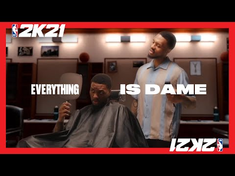 NBA 2K21: Everything is Dame (Current Gen Cover Athlet)