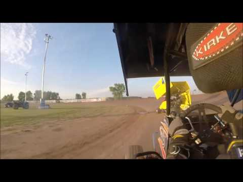 Thunderhill Speedway 125/250 Heat 2 6/18/16
