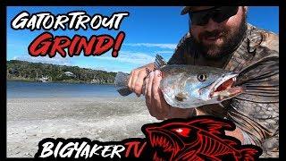 Gator Trout Grind | Jacksonville Florida Fishing