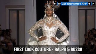 First Look Couture Fall/Winter 2017-18 Ralph & Russo | FashionTV