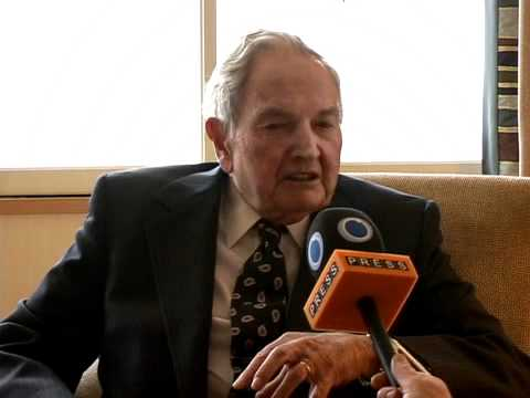 Chinese Mafia destroy Illuminati - Interview with D. Rockefeller - Benjamin Fulford