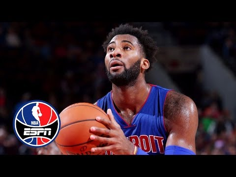 NBA Countdown reacts to Andre Drummond responding to critique on him | NBA Countdown | ESPN