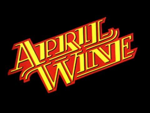 April Wine - Say Hello (Lyrics on screen)