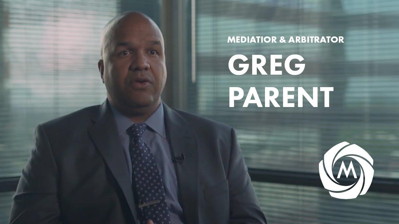 Gregory J. Parent, Esq. video