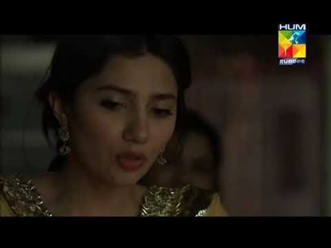sad song in the voice of Mahira khan