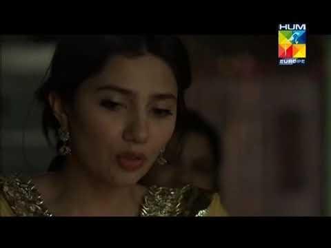 sad song in the voice of Mahira khan