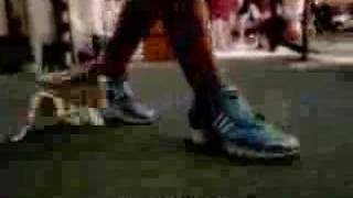 David Beckham[feel the breeze]adidas CM featuring The Stranglers' P...