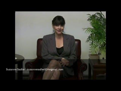 Suzanne Sadler Latest Video