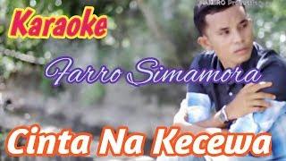 Download Karaoke CINTA NA KECEWA. Farro Simamora  Lagu Tapsel Terbaru. By Namiro Production Mp3