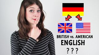 Why Do GERMANS speak AMERICAN ENGLISH?