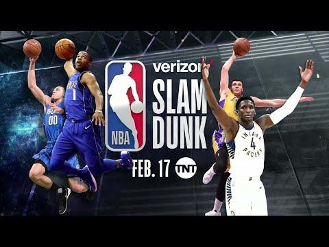 2018 Verizon Slam Dunk Contest Participants Announced | Inside The NBA | NBA on TNT