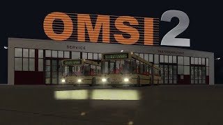 OMSI 2 Trailer (deutsch)
