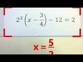 Tutorial Matematik - 1.0 NUMBER SYSTEM AND EQUATIONS ...